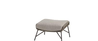 213540_ Babylon footstool mid grey knotted with cushion.jpg