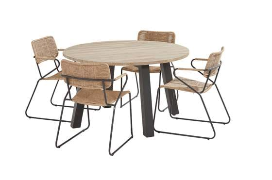 91143-90413A-90415_ Swing natural dining set with round Derby table 130 cm.jpg